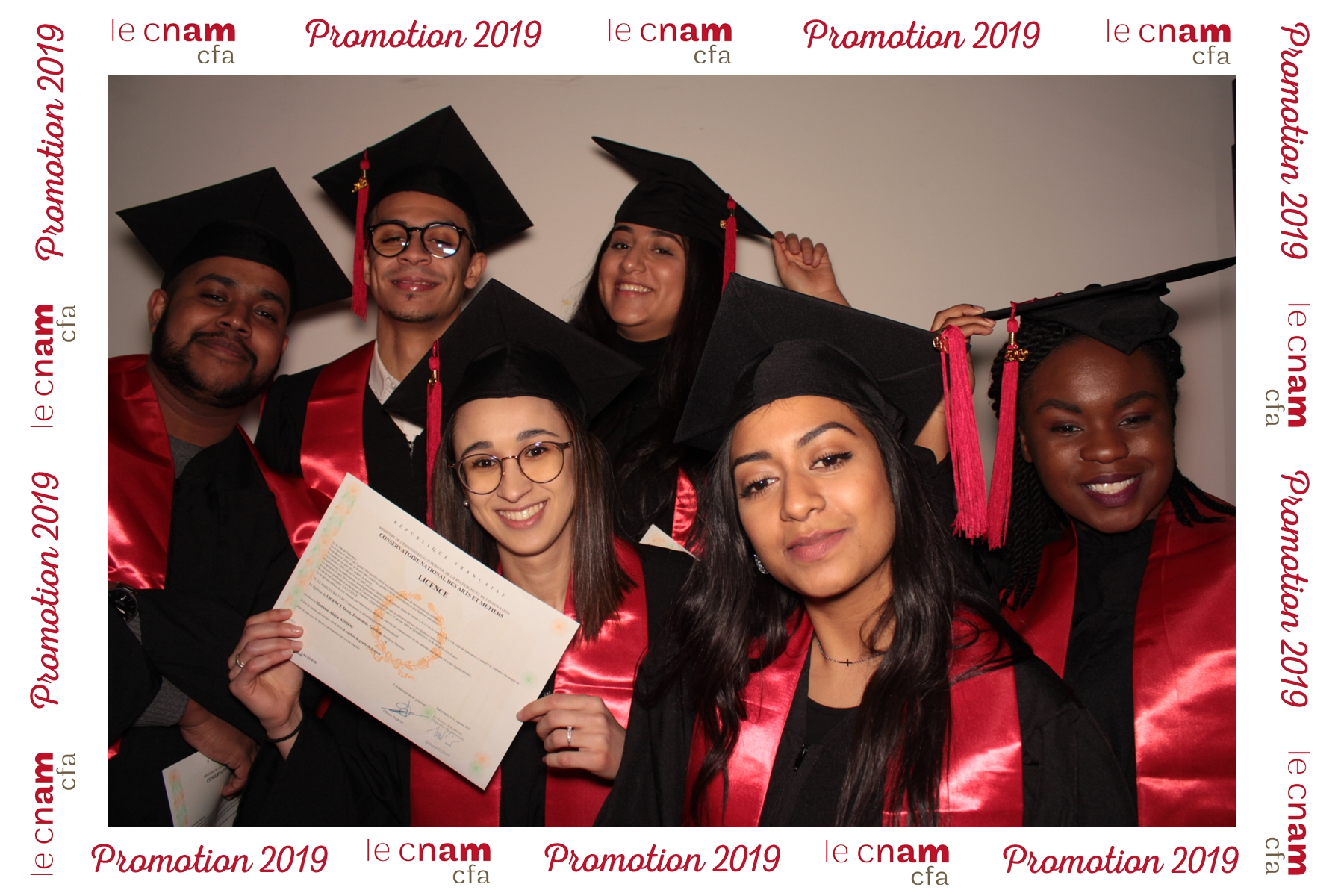 Diplomation Photo Booth
