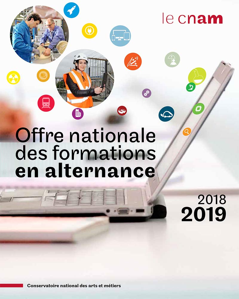 Catalogue de l'alternance 2018