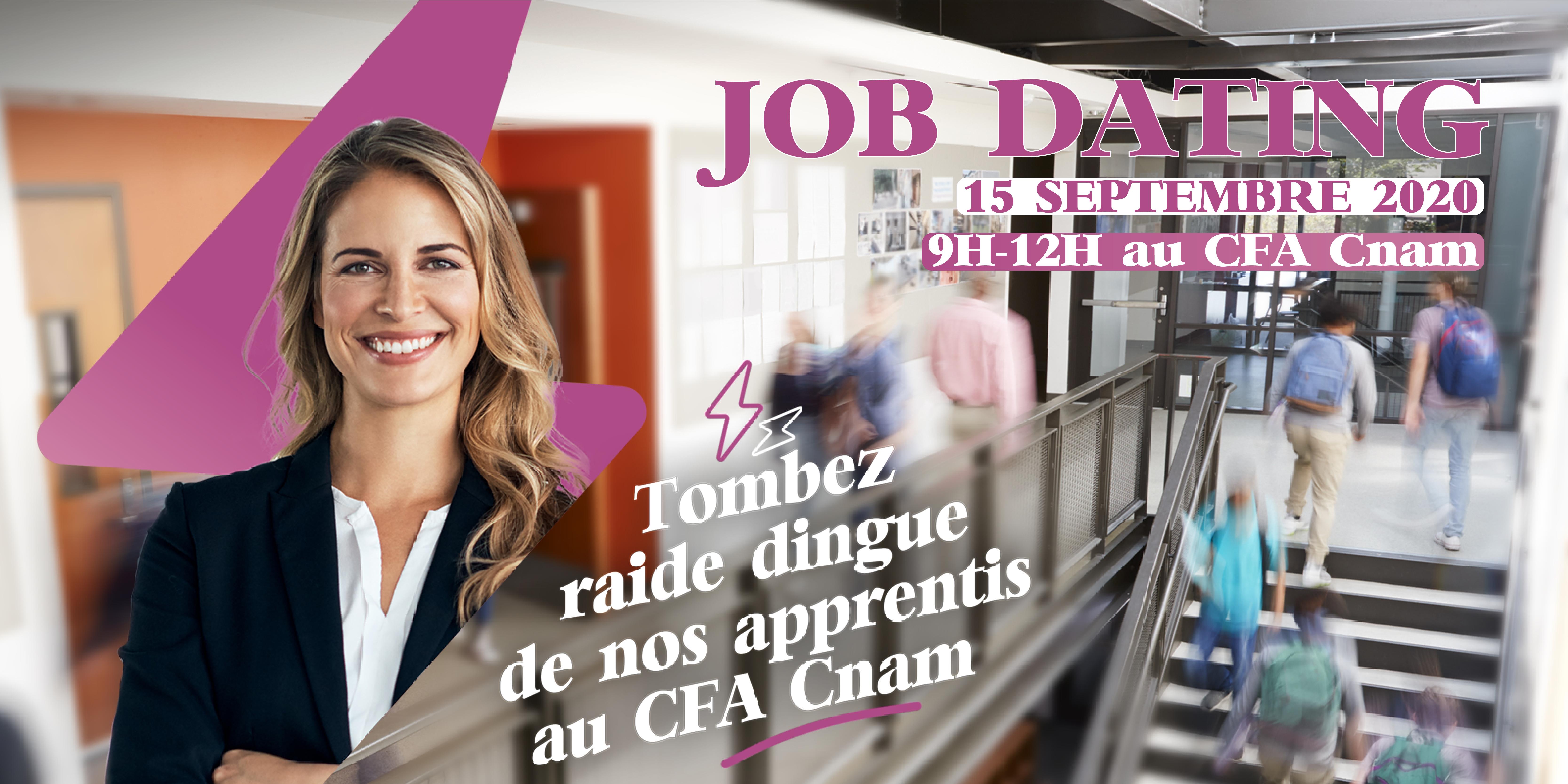 Job dating CFA Cnam