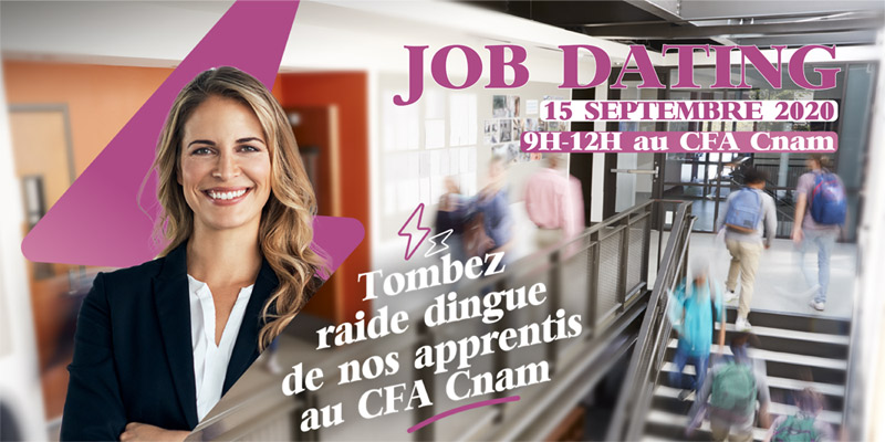 job dating CFA Ile de France